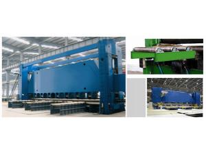 8000mm~12000mm 3-Roll Steel Plate Rolling and Bending Machine