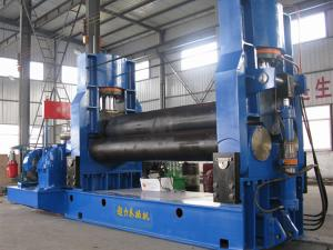 2000mm~3000mm Hydraulic Metal Plate Rolling and Bending Machine